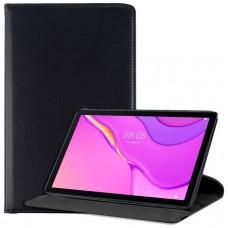 Funda COOL para Huawei Matepad T10s Polipiel Liso Negro 10.1 pulg