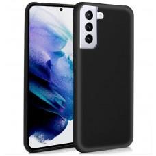 Funda COOL Silicona para Samsung G996 Galaxy S21 Plus (Negro)