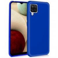Funda COOL Silicona para Samsung A125 Galaxy A12 (Azul)