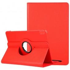 Funda COOL para Huawei Matepad Polipiel Liso Rojo 10.4 pulg