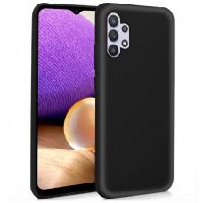 Funda COOL Silicona para Samsung A326 Galaxy A32 5G (Negro)