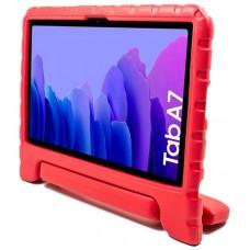 Funda COOL para Samsung Galaxy Tab A7 T500 / T505 Ultrashock Rojo 10.4 pulg