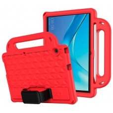 Funda COOL para Huawei Mediapad T5 10.1 Pulg Ultrashock Rojo