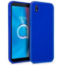 Funda COOL Silicona para Alcatel 1B (2020) (Azul)