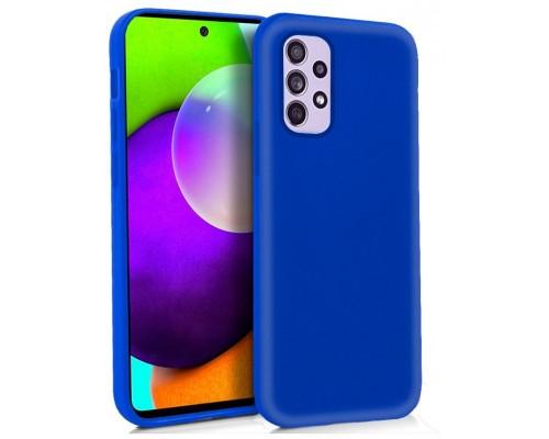 Funda COOL Silicona para Samsung A525 Galaxy A52 / A52 5G (Azul)