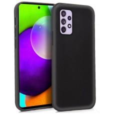 Funda COOL Silicona para Samsung A525 Galaxy A52 / A52 5G (Negro)