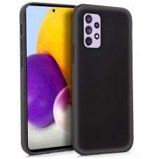 Funda COOL Silicona para Samsung A725 Galaxy A72 (Negro)