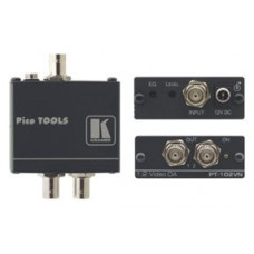Kramer Electronics PT-102VN amplificador de línea de video 430 MHz Negro (Espera 4 dias)