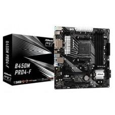 Asrock B450M Pro4-F Zócalo AM4 Micro ATX AMD B450 (Espera 4 dias)