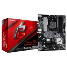 Asrock B550 Phantom Gaming 4/ac AMD B550 Zócalo AM4 ATX (Espera 4 dias)