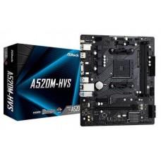 Asrock A520M-HVS Zócalo AM4 Micro ATX (Espera 4 dias)