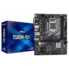 Asrock B560M-HDV Intel B560 LGA 1200 micro ATX (Espera 4 dias)