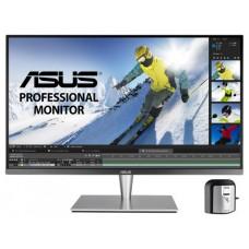 "ASUS PA32UC-K 81,3 cm (32"") 3840 x 2160 Pixeles 4K Ultra HD LED Negro, Gris (Espera 4 dias)"
