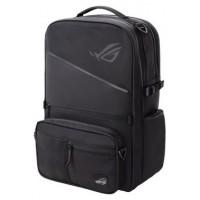 ASUS ROG Ranger BP3703 Core mochila Poliéster, Termoplástico de poliuretano (TPU) Negro (Espera 4 dias)