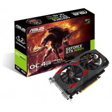 Asus VGA NVIDIA CERBERUS-GTX1050TI-O4G 4GB DDR5