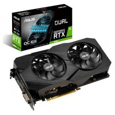 ASUS Dual -RTX2060-O6G-EVO NVIDIA GeForce RTX 2060 6 GB GDDR6 (Espera 4 dias)