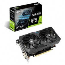 ASUS Dual -RTX2060-O6G-MINI NVIDIA GeForce RTX 2080 6 GB GDDR6 (Espera 4 dias)