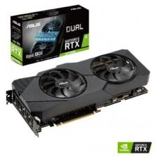 ASUS Dual -RTX2070S-A8G-EVO NVIDIA GeForce RTX 2070 SUPER 8 GB GDDR6 (Espera 4 dias)