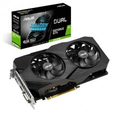 ASUS Dual -GTX1660S-6G-EVO NVIDIA GeForce GTX 1660 SUPER 6 GB GDDR6 (Espera 4 dias)