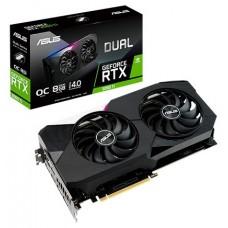 ASUS Dual -RTX3060TI-O8G NVIDIA GeForce RTX 3060 Ti 8 GB GDDR6 (Espera 4 dias)
