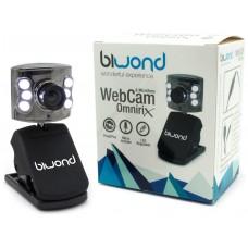 WebCam 1.3mpx + Led + Microfono Omnirix Biwond
