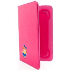 "Funda Universal Tablet 7"" Rosa Kaos (Espera 2 dias)"