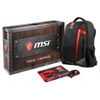 PACK MSI LOOT BOX GE/GS RTX GAMING Mochila/Ratón/Alfombrilla (Espera 4 dias)