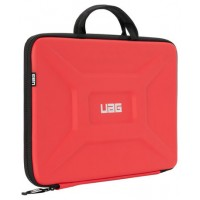"Urban Armor Gear 982010119393 maletines para portátil 40,6 cm (16"") Funda Rojo (Espera 4 dias)"