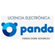 SOFTWARE ANTIVIRUS PANDA  DOME ADVANCED 10 LICENCIAS 1