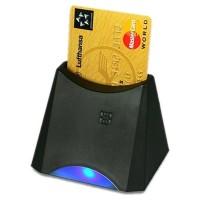 Active Key Lector smart card. USB Negro