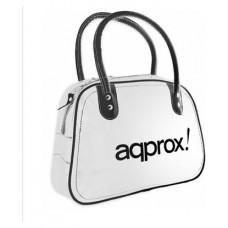 """BOLSO RETRO NETBOOK 10.2"""""""" APPROX WHITE (Espera 4 dias)"""