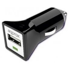 approx appUSBCARB cargador USB para coche Negro