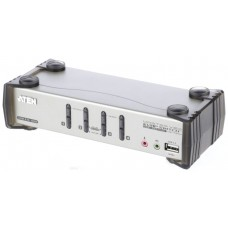 Aten CS1734B interruptor KVM Plata (Espera 4 dias)
