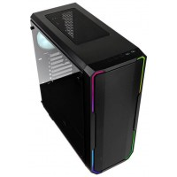 CAJA SEMITORRE ATX ENSO MESH RGB BLACK + WINDOW BITFENIX (Espera 4 dias)