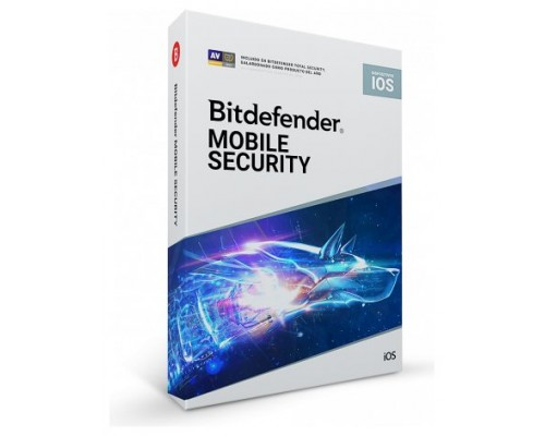 BITDEFENDER MOBILE SECURITY FOR ANDROID LICENCIA 1 MES PARA 1 DISPOSITIVO (Espera 4 dias)