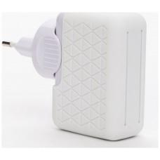 Bluestork BS-220-4USB-PWH Interior Color blanco cargador de dispositivo móvil