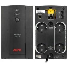 SAI APC BACK UPS BX 1400VA AVR SCHUKO· (Espera 4 dias)
