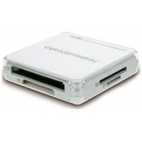 CARD READER EXTERNO CONCEPTRONIC CMULTICRSI USB2.0