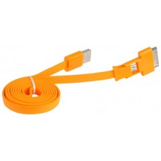 CABLE 3GO USB A MICRO USB Y APPLE 30 PIN PLANO NAR