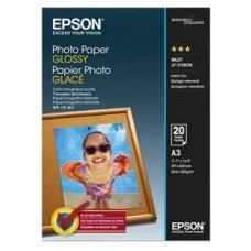 Epson papel foto A3 satinado 20 hojas