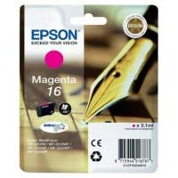 EPSON CARTUCHO MAGENTA 165 PAG.