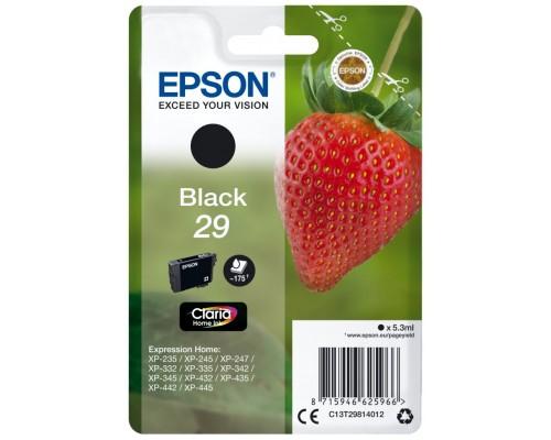 EPSON Cartucho T2981 Negro XP235/332/432