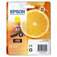EPSON Cartucho T334440 Amarillo XP640/645