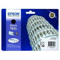 EPSON CARTUCHO NEGRO 79XL CAPACIDAD 2.600 PAGINAS WF (Espera 3 dias)