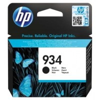 HP Cartucho de tinta original 934 negro