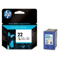 CARTUCHO HP 3940/3920/1410/2460 COLOR (C9352A) 5 ML.