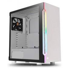 TORRE ATX THERMALTAKE H200 TG RGB BLANCO