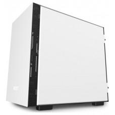 CAJA  MINI-ITX NZXT H210B BLANCA/NEGRA CA-H210B-W1