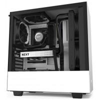 NZXT Caja SemiTorre H510 Blanco Mate