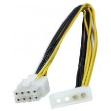 CABLE ALIMENTACION 4 PIN-M 8 PIN PCI-E (Espera 4 dias)